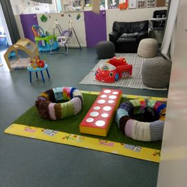 Nursery Room <br>6 Weeks - 2 years