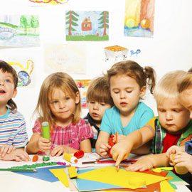 Childrens Development through the E.Y.L.F.