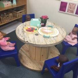 Junior Kindy Room <br>2 - 3 years